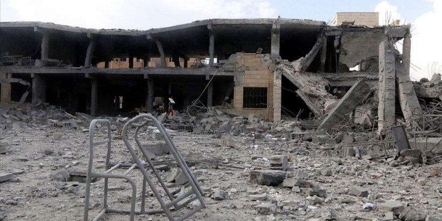ABD Öncülüğündeki Koalisyon Suriye'de 3 Binden Fazla Sivili Katletti