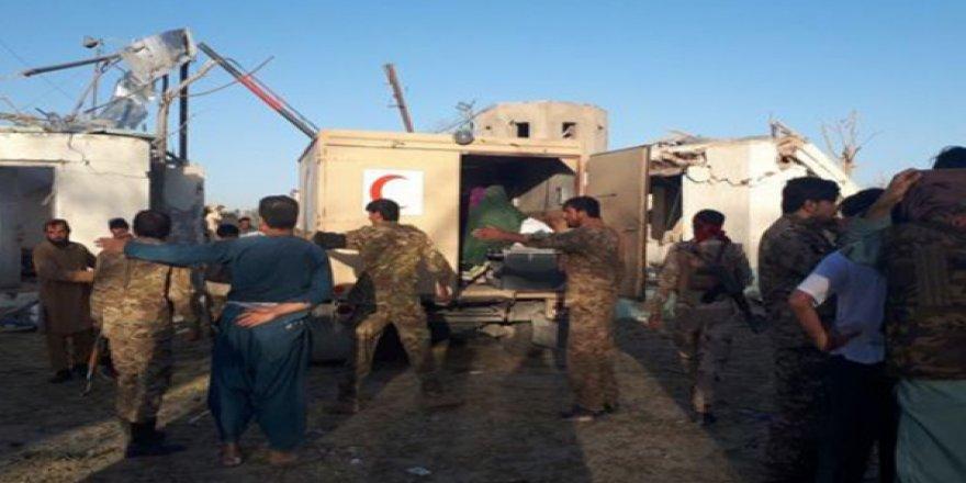 Afganistan Ordusu Düğünü Vurdu, En Az 35 Sivil Öldü