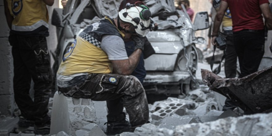 Esed ve Rusya'nın İdlib'de Sivil Katliamı Sürüyor