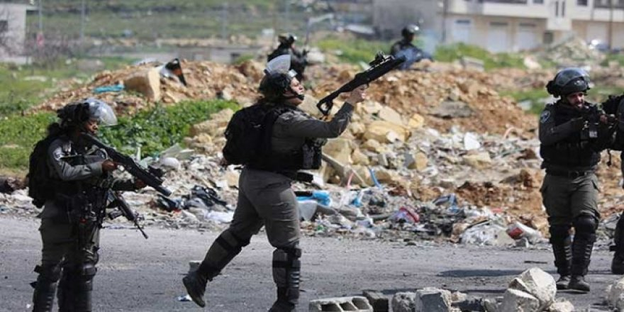 İsrail'den Filistin Kadınlar Komitesi Birliği El-Halil Ofisine Baskın