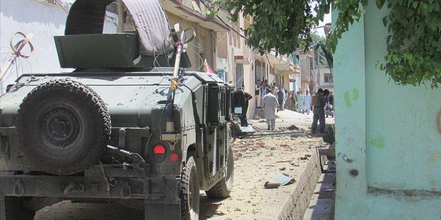 Afganistan'da Seçim Bürosuna Bombalı Saldırı: 3 Ölü, 7 Yaralı