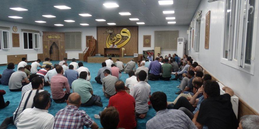 Diyarbakır Özgür-Der'de Aylık Programlar Başladı