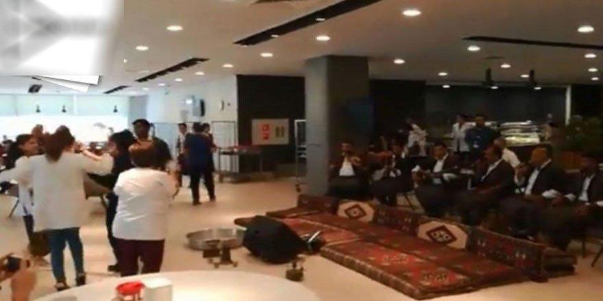 Adana'da Şehir Hastanesi'nde Davul-Zurnalı 'Urfa Sıra Gecesi' Rezaleti