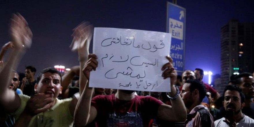 """""""Tutuklamalar Devam Ederse Mısır'daki Gösteriler Daha da Büyüyecek"""""""