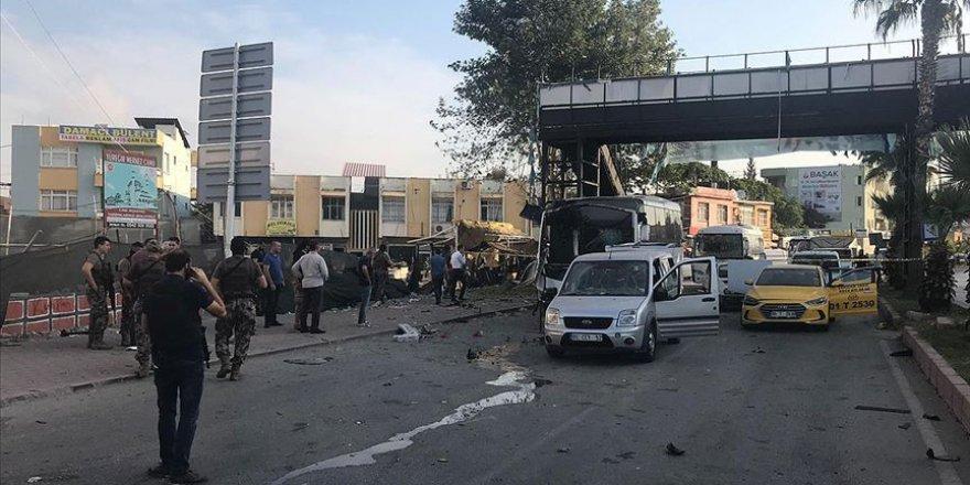 Adana'daki Saldırıda Yaralanan 16 Kişi Taburcu Edildi
