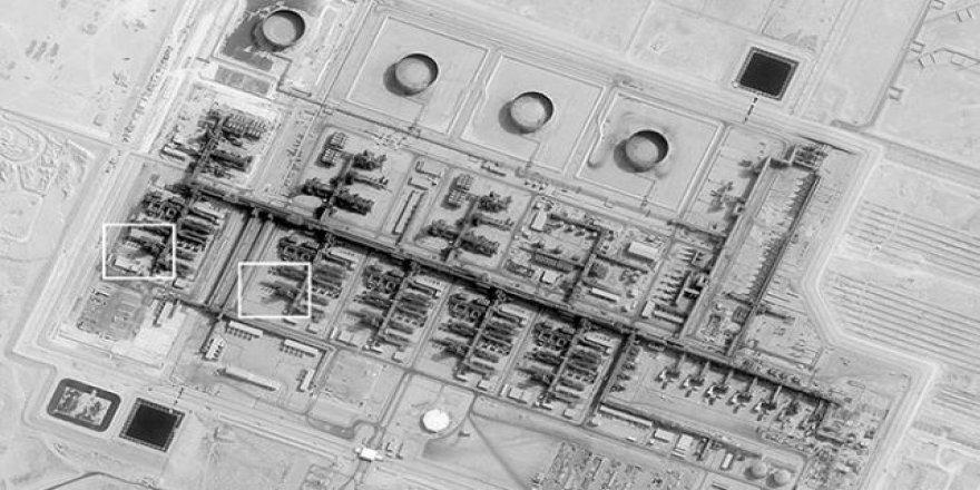Suudi Arabistan: Aramco Saldırısında İran Silahları Kullanıldı