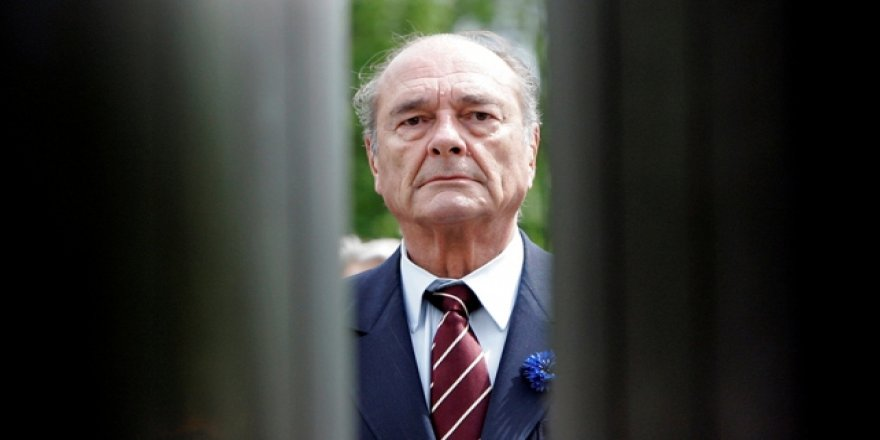 Fransa'nın Eski Lideri Jacques Chirac Öldü