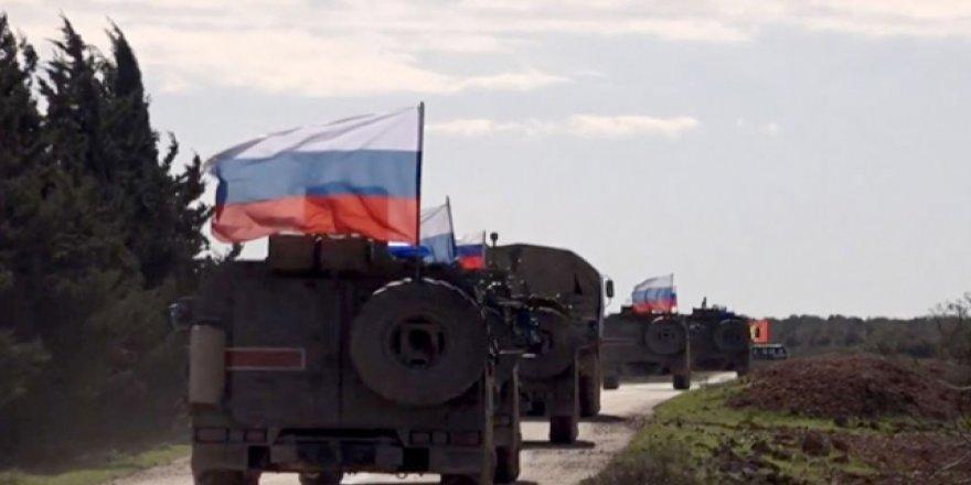 Katil Rusya Suriye'deki Hava Üssünün Kapasitesini Artırdı