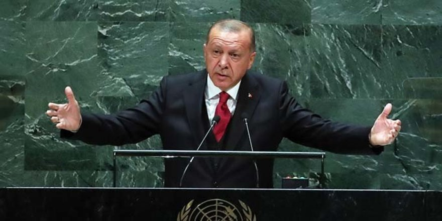 Cumhurbaşkanı Erdoğan'dan Güvenli Bölge Mesajı