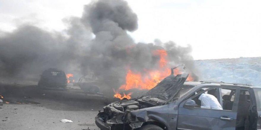 Rejim'in Komutanına Bombalı Saldırı