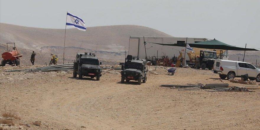 İşgalciler El-Halil'de 1500 Dönüm Araziye El Koydu