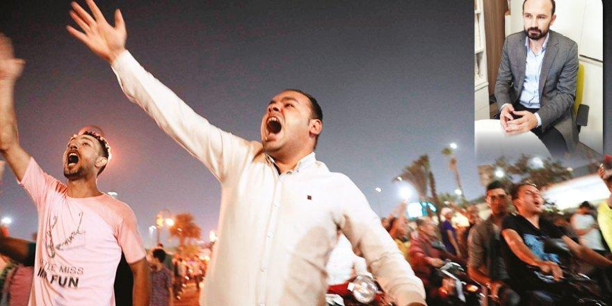 Mısır'daki Rejimin Değişmesiyle Sürecin Neye Evrileceğini Kestirmek Şimdilik Zor