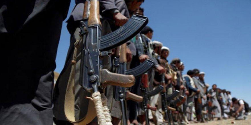 Husilerden Yeni İddia: Suudi Arabistan'da Binlerce Askeri Esir Aldık