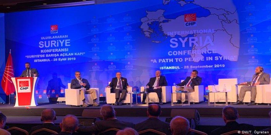 CHP'nin 'Barışa Açılan Kapı'sı: Esed/Baas Cuntası