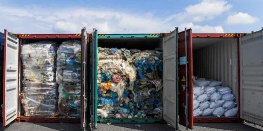 İngiltere'den Malezya'ya 3 Konteyner Çöp Gönderildi
