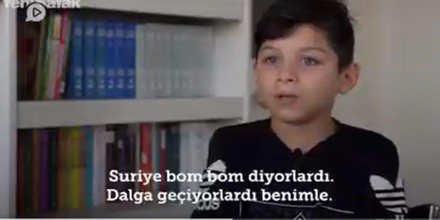 Göç Olgusunu ve Irkçı Muameleyi Suriyeli Çocuklardan Dinlemek