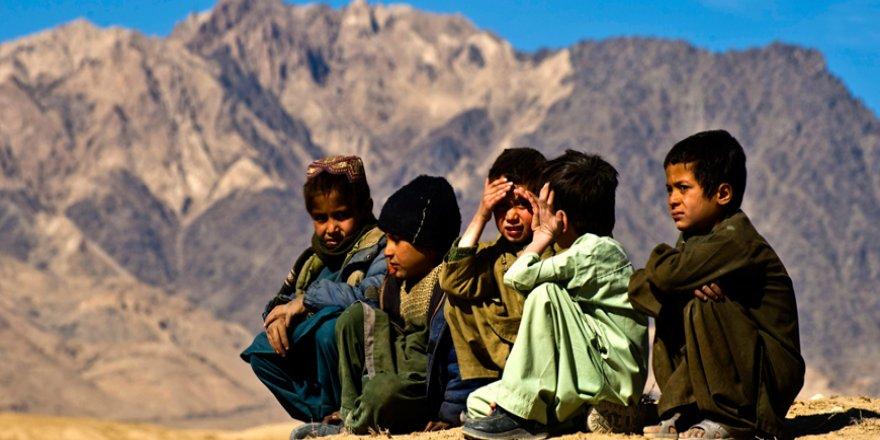 Afganistan'da Savaşın Bedelini Çocuklar Ödüyor