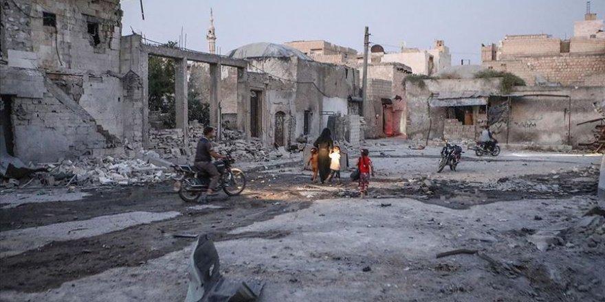 Esed Rejiminin İdlib'e Saldırıları Devam Ediyor