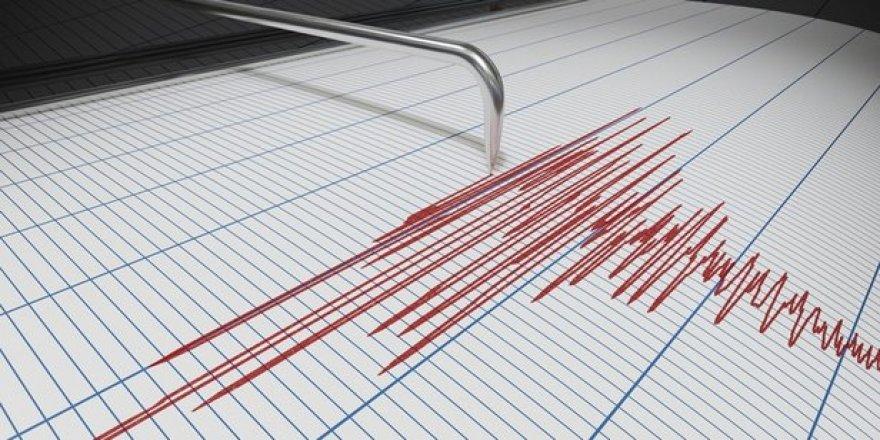 Yalova Açıklarında 4 Büyüklüğünde Deprem