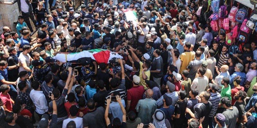 İşgalci Siyonistler Geçen Yıldan Bu Yana 326 Filistinliyi Şehit Etti
