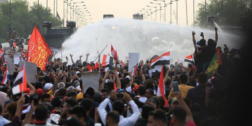 BM'den Irak'taki Gösterilerde Şiddete Başvuranlardan Hesap Sorulsun Çağrısı