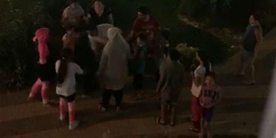 Küçük Çocuğu Darp Eden Irkçı Saldırgana Ev Hapsi