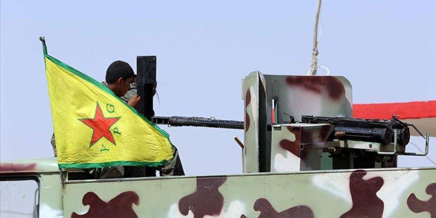 Siyonistler YPG/PKK'ya Sahip Çıktı