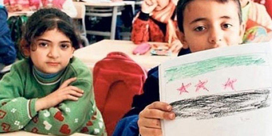 Suriyeli Nefreti Okullara İndi
