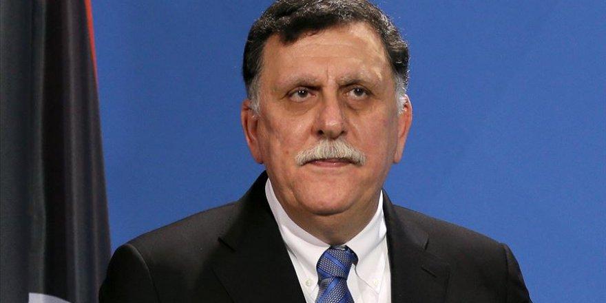 """""""Libya'da Terörün Artmasından Hafter Sorumlu"""""""