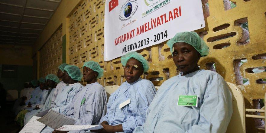 İHH'nın Katarakt Ameliyatlarıyla 120 Bin Hastanın Gözleri Açıldı