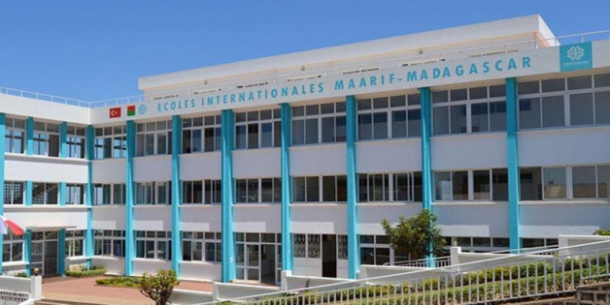 Türkiye Maarif Vakfı Madagaskar'da Okul Açtı