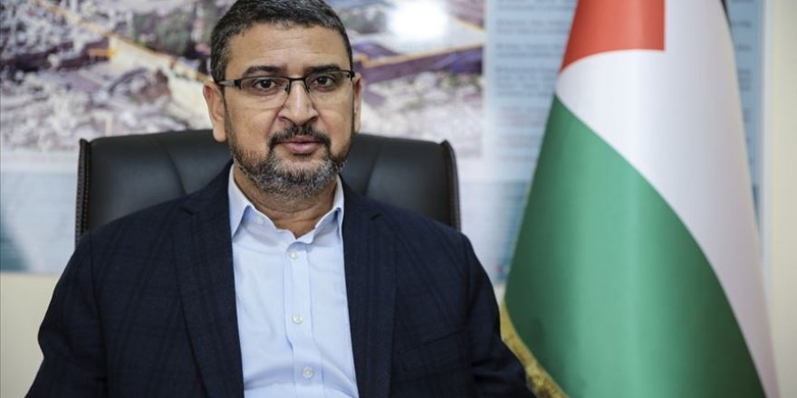 Hamas'tan, Siyonist İsrail'e Türkiye Tepkisi