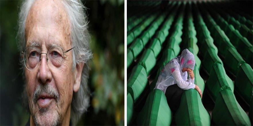 İsveç Akademisi'nin 2019 Nobel Edebiyat Ödülü Yoluyla Peter Handke Skandalı