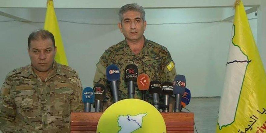 """YPG/PKK'dan """"IŞİD'lileri Salarız"""" Tehdidi"""