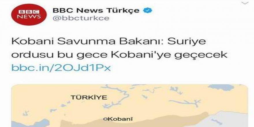 BBC Türkçe PKK'nın En Komik Sesi Olmaya Aday