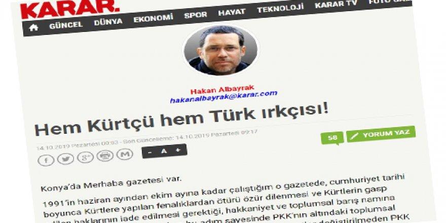 Kimi Zaman 'Kürtçü' Kimi Zaman 'Türkçü' Yakıştırmaları Altında Barış Harekatı Nasıl Değerlendirilir?