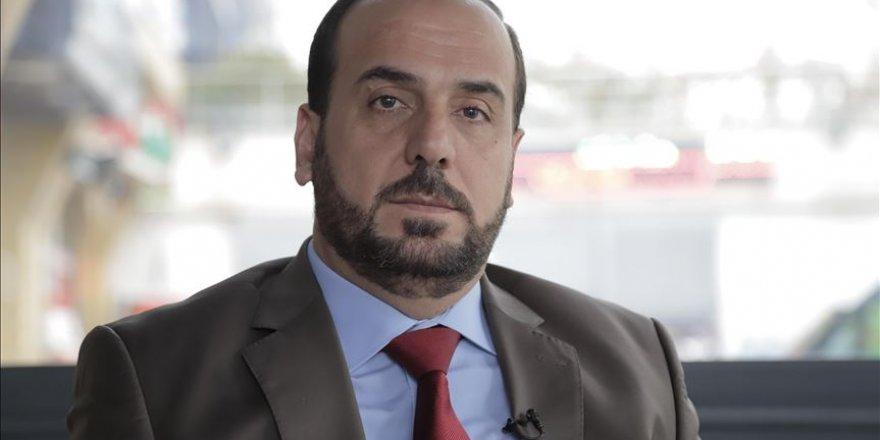 Suriyeli Muhalifler Anayasa Yazım Komitesi Üyelerini Belirledi