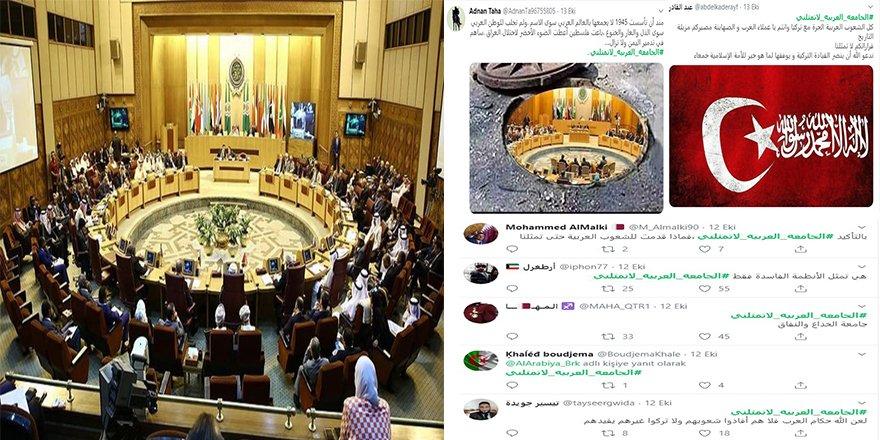 Bu Birliğin Araplarla Hiçbir İlişkisi Yok