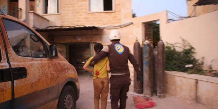 Esed Rejimi İdlib'de Bir Anne ve Çocuğunu Katletti