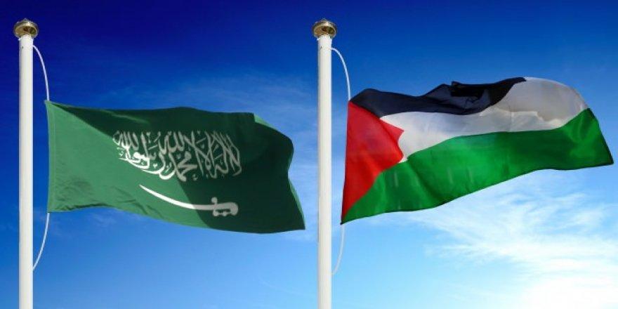 Filistin'de Suudi Arabistan İsyanı!