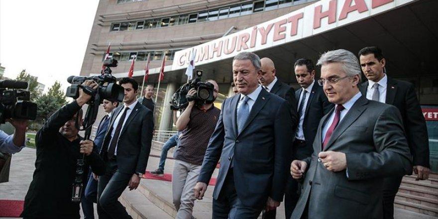 Hulusi Akar'ın CHP'ye 'Esed ile Görüşeceğiz' Dediği Doğru mu?