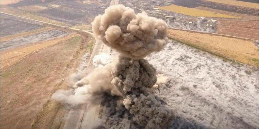 Deyrizor'da Esed Askerlerine Mayınlı Tuzak: 2 Ölü