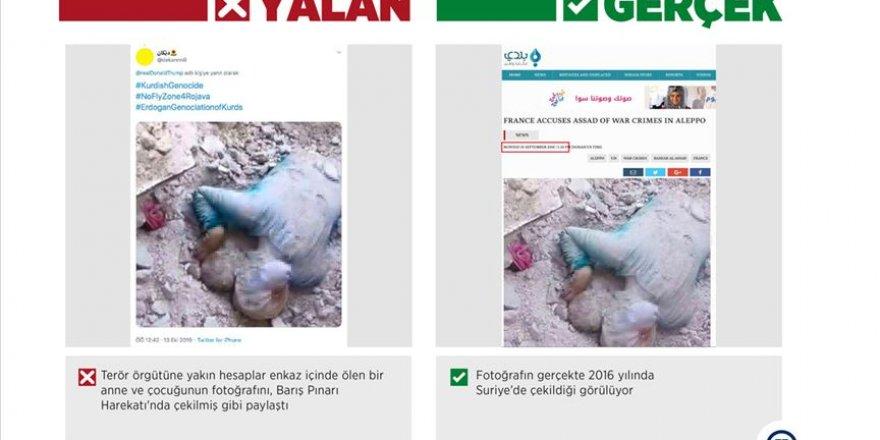 PKK/PYD, Müttefiklerinin Gerçekleştirdiği Katliamların Fotoğraflarıyla Manipülasyon Yapıyor