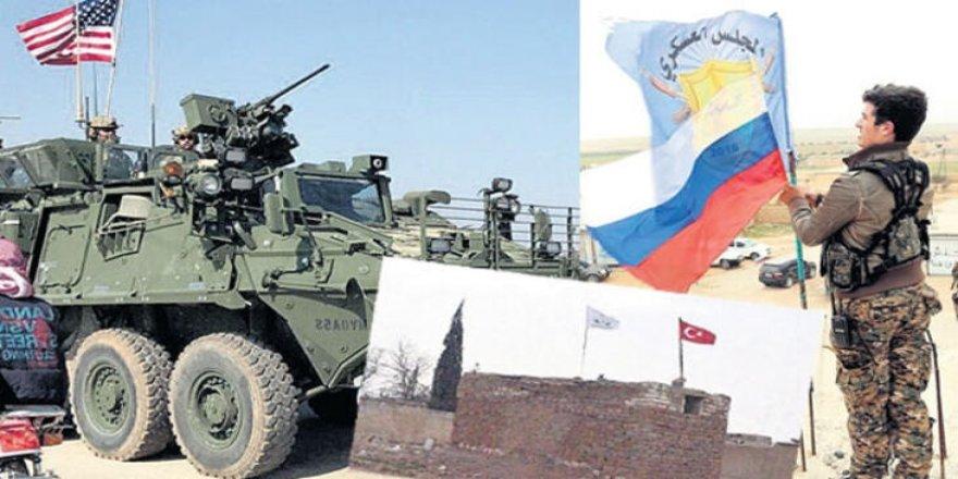 ABD'yi Püskürten Türkiye, YPG/PKK'nın Def Edilmesinde Rusya Kalkanını da Aşabilecek mi?