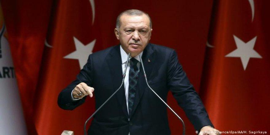 Erdoğan: Barış Pınarı Harekatı Münbiç'ten Irak Sınırına Ulaşana Dek Sürecek