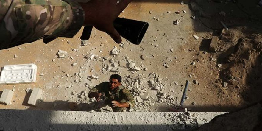 Barış Pınarı'nda SMO'dan 64 Asker Hayatını Kaybetti