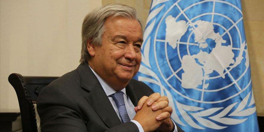 BM, Türkiye ile ABD Arasındaki Anlaşmayı Memnuniyetle Karşıladı