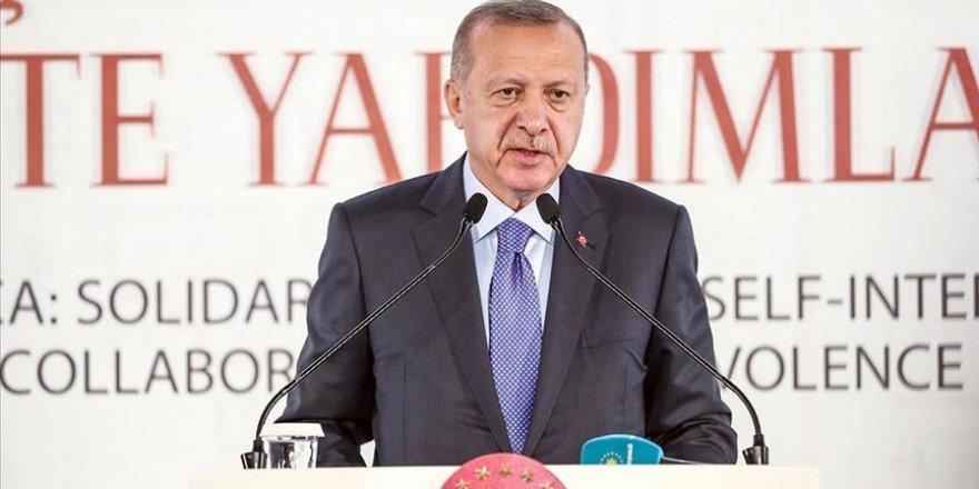 Erdoğan: Yapay Sınırlar Ufkumuzu Belirleyemez! Ümmet Bilincini, Kardeşlik Hukukunu Daima Gözeteceğiz!
