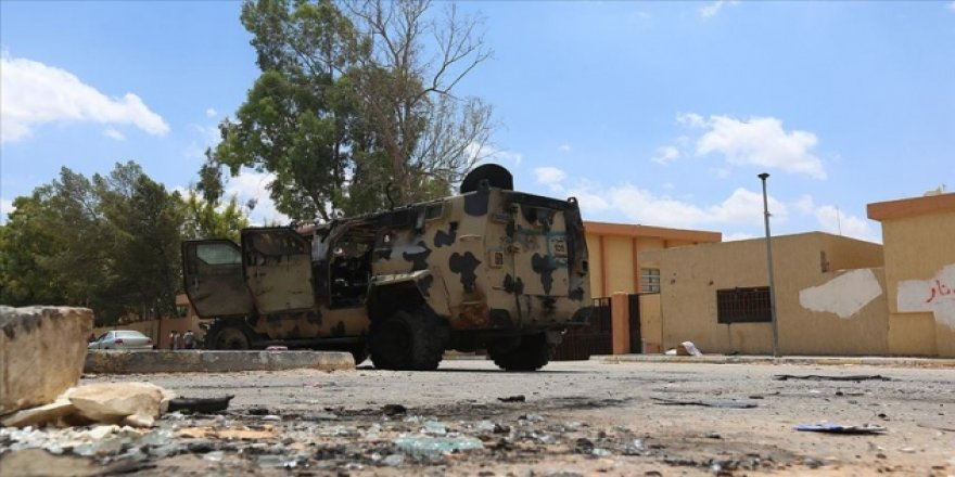 Libya'da Trablus Güçleri Hafter'e Karşı İlerliyor