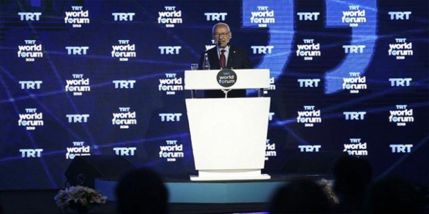 Nahda Lideri Gannuşi: Arap Gençliği Sosyal Adalet İstiyor